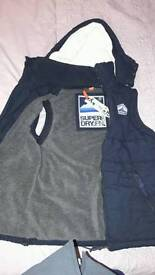 Superdry bomber for sale unwanted gift £35