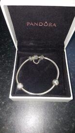 Pandora bracelet silver