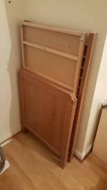Ikea leksvik cot