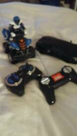 Remote control toy bundle x2