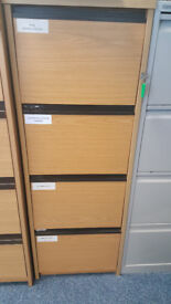 3 Filing Cabinets (4 drawers)