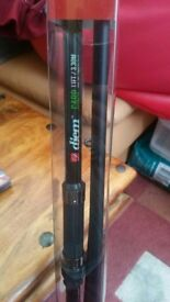 Brand New 11ft Carp/Pike Fishing Rod 3 Piece
