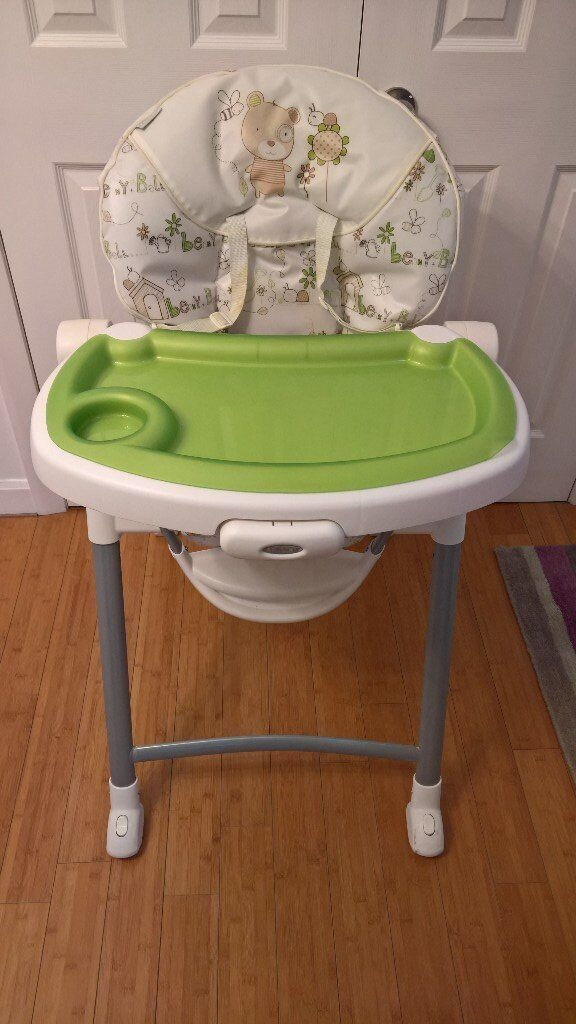 Enjoyable Graco Contempo High Chair Benny And Bell In Aberdeen Gumtree Alphanode Cool Chair Designs And Ideas Alphanodeonline
