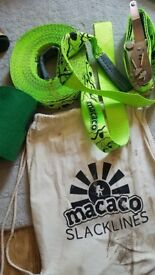Macaco Slackline for sale