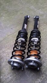 Bmw f10/f11 shock absorber and coil