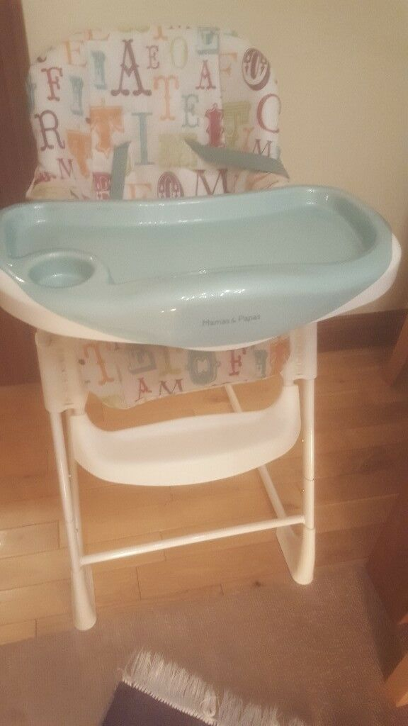 Mama And Papas Highchair In Kirkcaldy Fife Gumtree