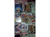 8 xbox kinect games