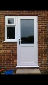 Door windows UPVC or Ali