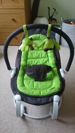 BabaBing LoBo Baby Bouncer Chair
