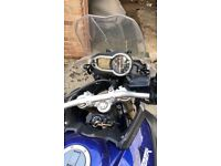 2012 Triumph Tiger 800cc with extras