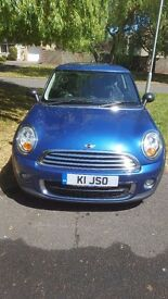 FANTASTIC BLUE MINI ONE DIESEL 1.6 FOR SALE