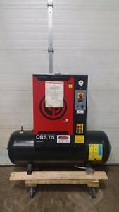 NEW Chicago Pneumatic QRS7.5HP575 Screw Compressor IN STOCK!