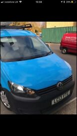 VW Caddy Maxi 2013 blue