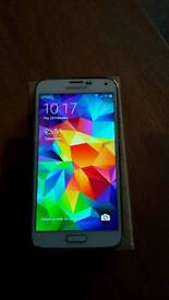Samsung galaxy s5, mint unlocked