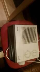 Blow heater