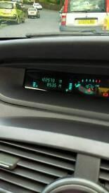 2006 Renault Scenic Dynamique