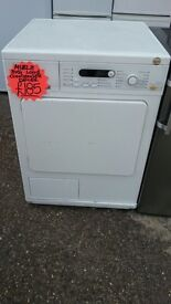 MIELE 8KG LOAD DIGITAL SCREEN CONDENSER TUMBLE DRYER