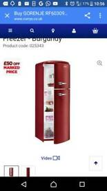 Fridge freezer Gorenje