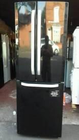 Fridge freezer Hotpoint H 196 cm w 70 cm offer sale £169,00