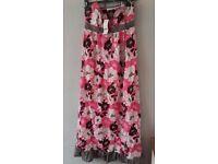 size 10 ladies maxi dress
