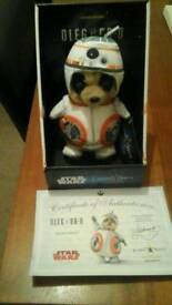 Oleg BB8 collectable star wars toy