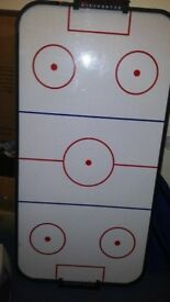 air hockey table.electic.