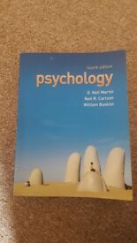 Psycology 4th Edition