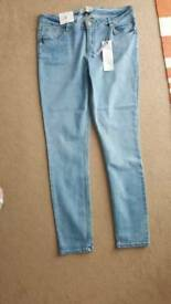 New look size 16 jeans brand new