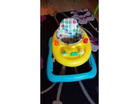 Baby walker.. excellent condition. Quite new