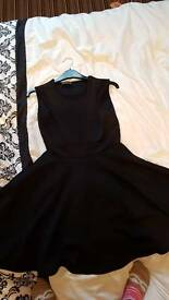 Size 8 black dress