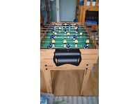 4 in 1 sports table. Football, glide hockey, table tennis and pool