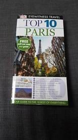 Paris tour book