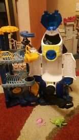 imaginext space centre
