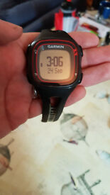 Garmin Forerunner 10 GPS sports watch