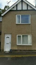 1 bed room flat for rent caergwrle