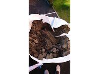 A FREE tonne of Garden Soil