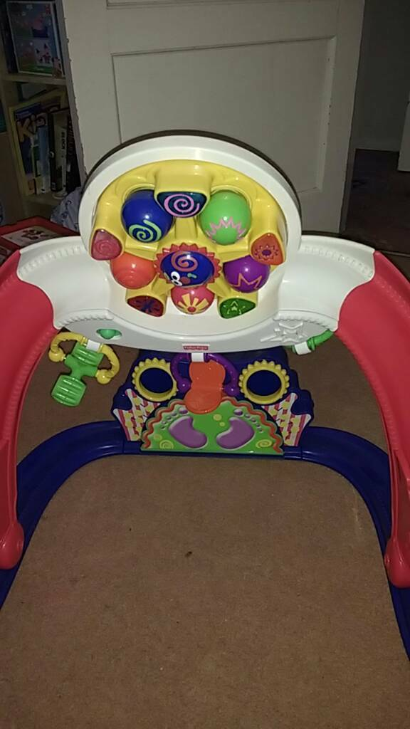 Fisher price baby play zone