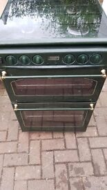 Gas cooker 55 cm