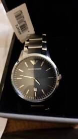 New never worn Men's Emporio Armani AR2472 watch