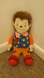 Mr Tumble teddy