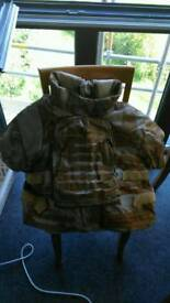 British army ballistic - bullet proof vest