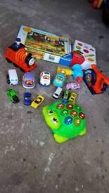 Bundle of boy toys