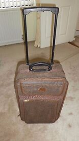 Small suitcase reduced