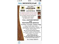 LEATHER SUITE REPAIRS ..A to Z