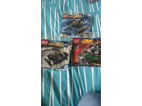3 bags of lego new