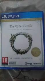 Elder Scrolls PS4