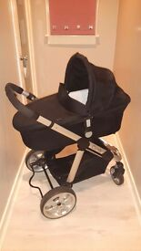 ICandy Apple 2 Pear Travel System in Black