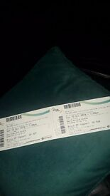 2 human league tickets @ barclay card arena.10th December £80 ono the pair