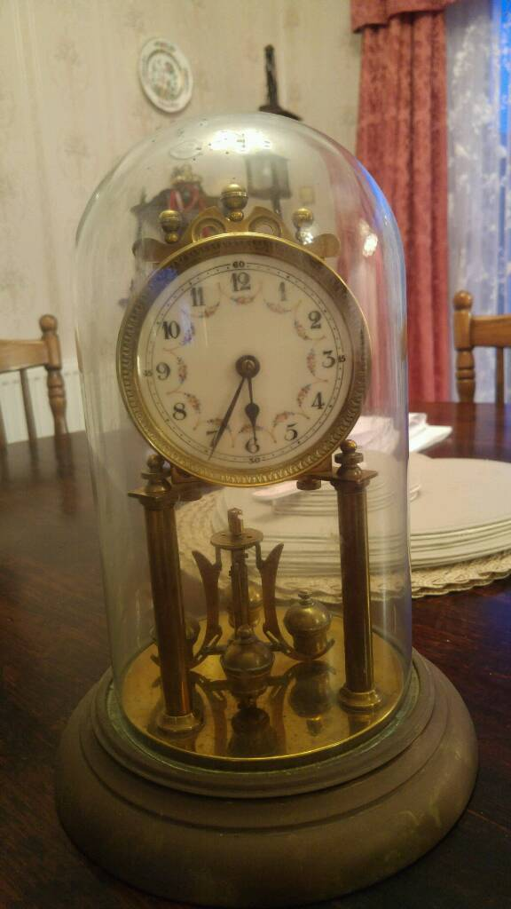 Antique German Dome Clock In Brighton East Sussex Gumtree