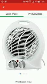 2kw Upright Fan Heater